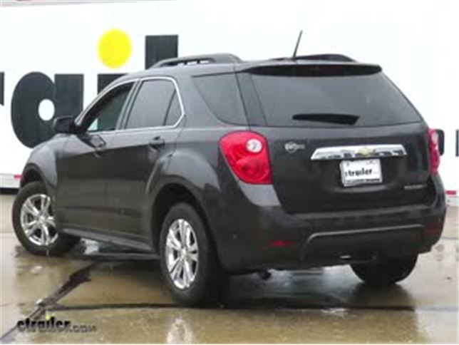 Trailer Wiring Harness Installation - 2013 Chevrolet Equinox Video