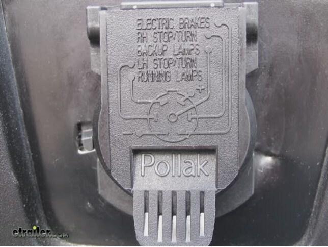 Pollak Twist-In Trailer Connector Installation - 2013 Chevrolet