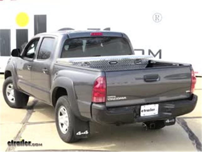Trailer Wiring Harness Installation - 2013 Toyota Tacoma Video