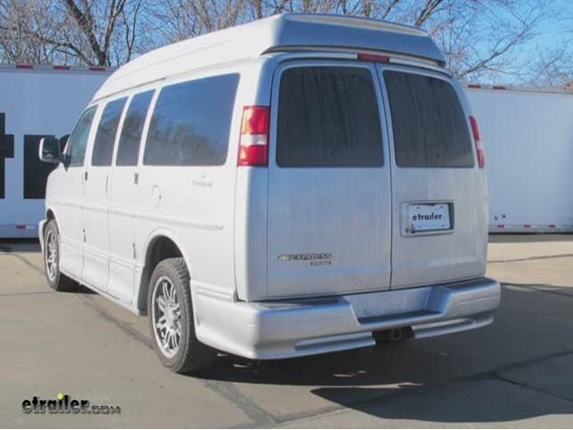 Trailer Connector Socket Installation - 2014 Chevrolet Express Van