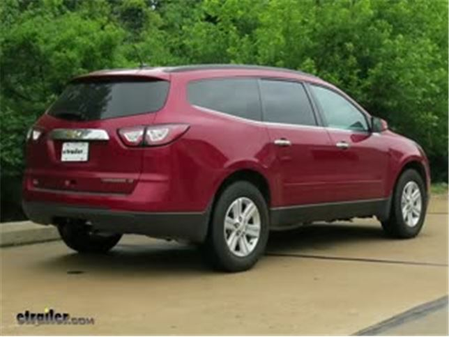 Trailer Wiring Harness Installation - 2014 Chevrolet Traverse Video