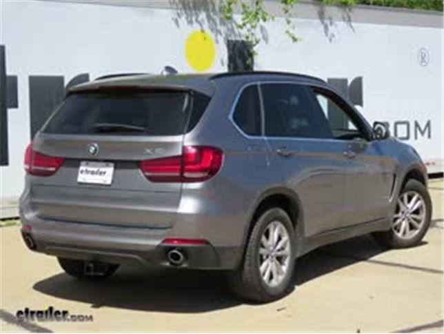 Trailer Wiring Harness Installation - 2015 BMW X5 Video etrailer