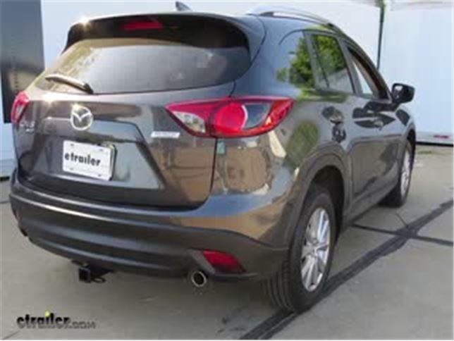 Trailer Wiring Harness Installation - 2016 Mazda CX-5 Video