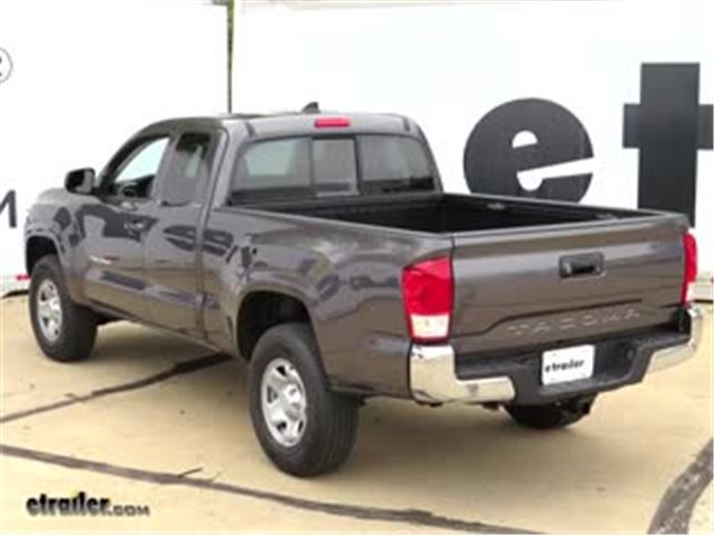 2002 toyota tacoma trailer hitch wiring diagram