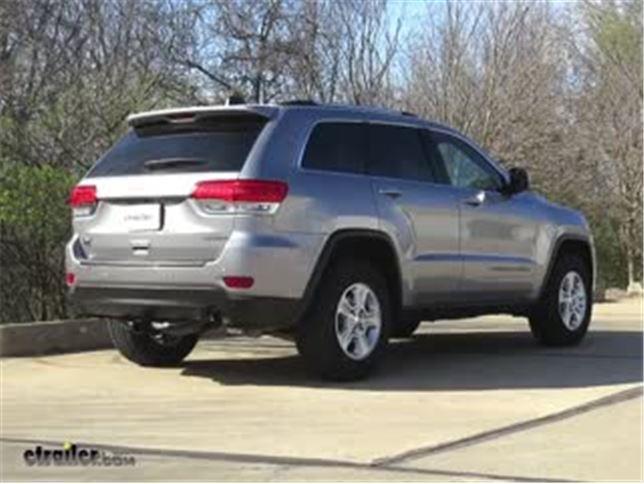 Trailer Wiring Harness Installation - 2017 Jeep Grand Cherokee Video