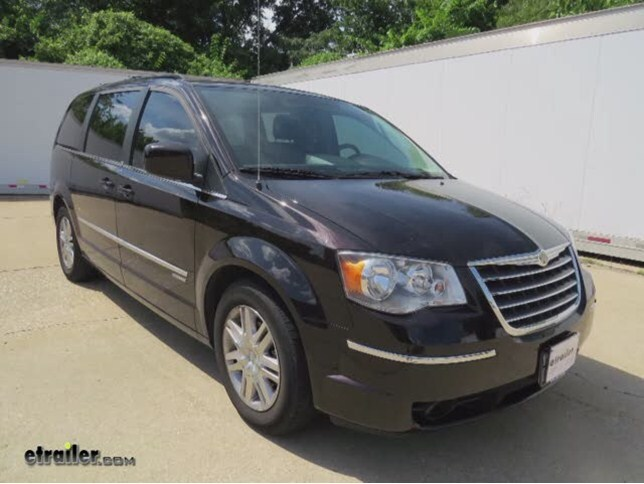 Trailer Wiring Harness Installation - 2010 Chrysler Town and Country