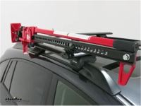 High Lift Jack Mount Roof Rack - Lovequilts