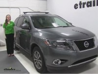 Roof Racks For Nissan Pathfinder 2016 - 12.300 About Roof