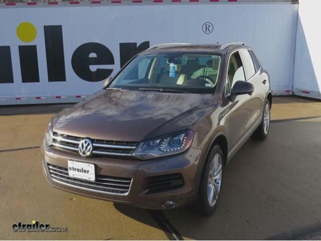 Trailer Wiring Harness Installation - 2012 Volkswagen Touareg Video
