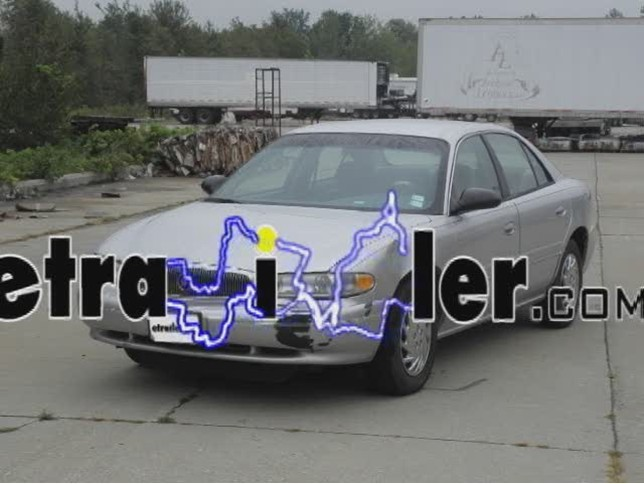 Trailer Wiring Harness Installation - 2000 Buick Century Video