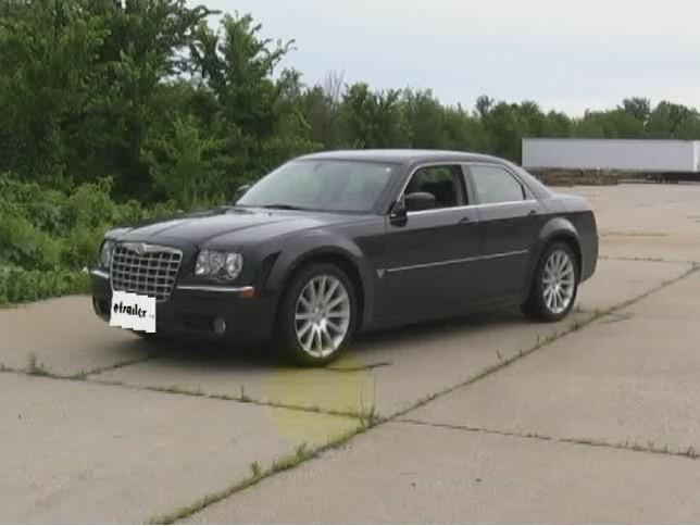 Trailer Wiring Harness Installation - 2007 Chrysler 300C Video
