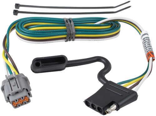 nissan xterra 4 pin wiring harness