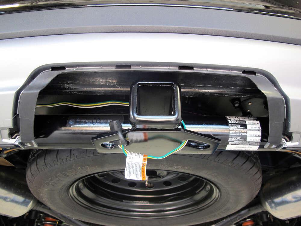 hyundai santa fe trailer hitch wiring