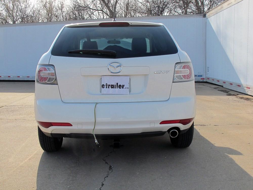 2008 Mazda CX-7 Custom Fit Vehicle Wiring - Tekonsha