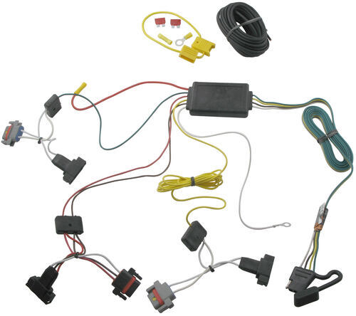 Pt Trailer Wiring Harness Wiring Diagram