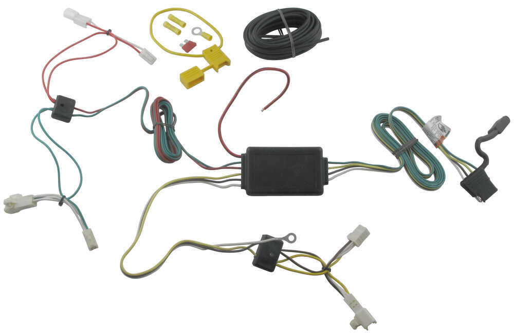 Compare vs T-One Vehicle Wiring etrailer