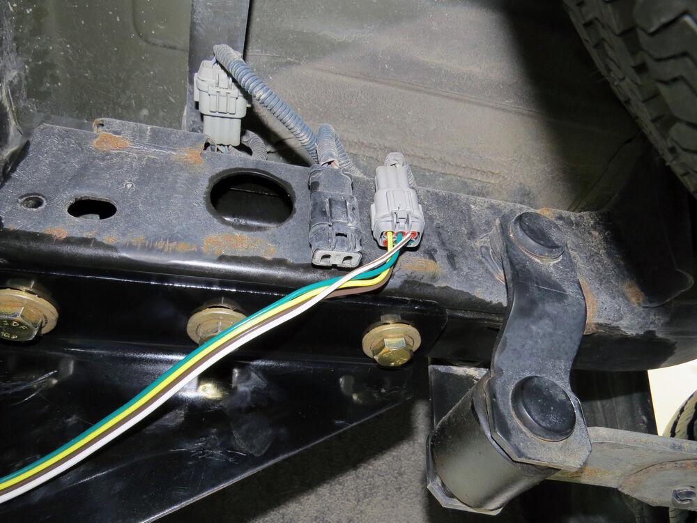 Nissan Trailer Wiring Harness - Carbonvotemuditblog \u2022