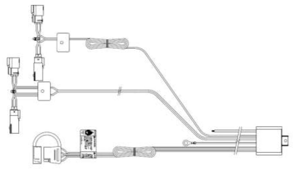 2015 ford escape trailer hitch wiring