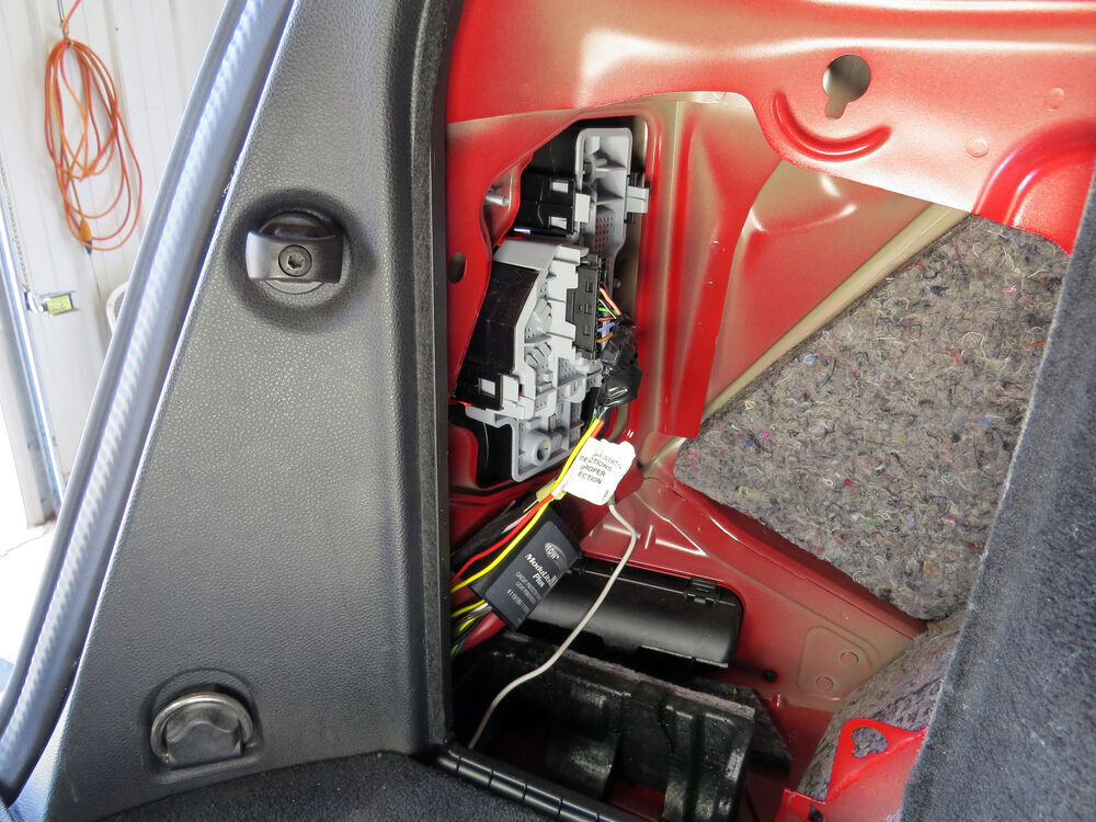 Audi Trailer Wiring Harness Audi q wiring tekonsha Audi q trailer