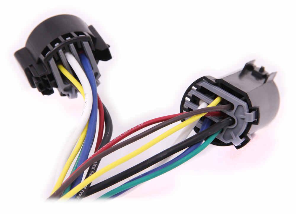 wiring a 5 way tow plug wiring
