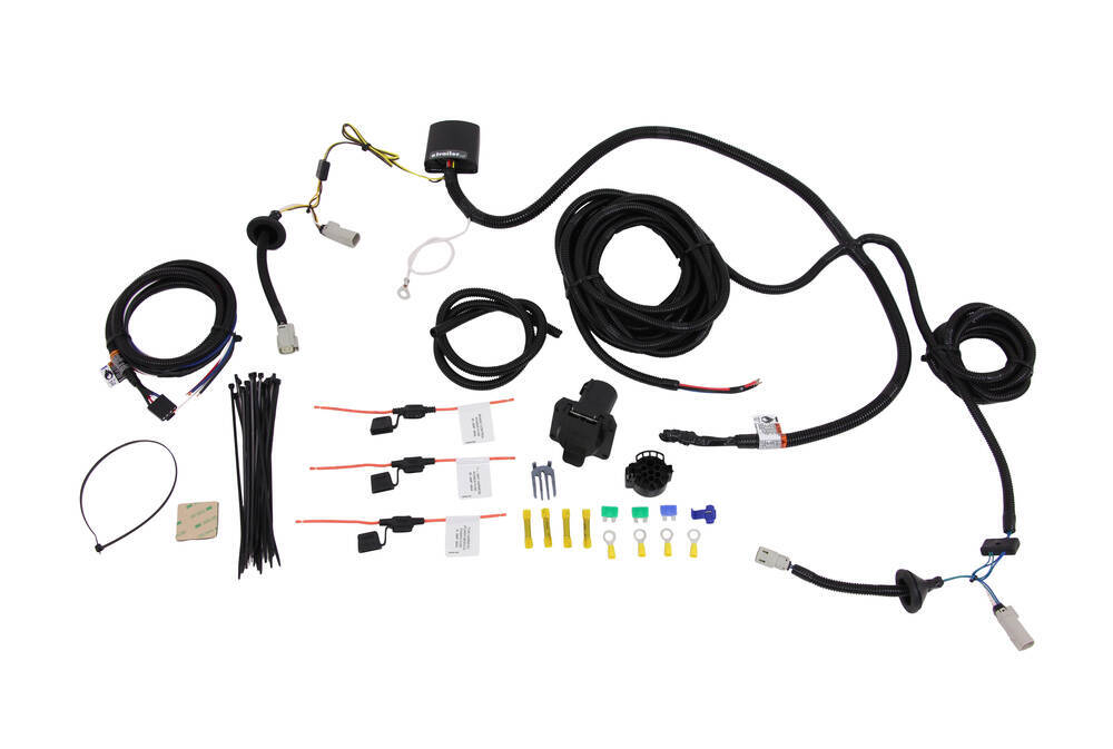 brake controller harness ford flex