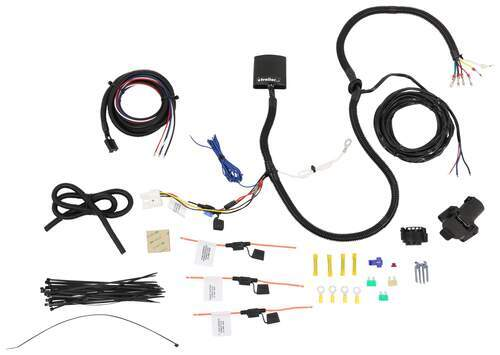 2010 toyota highlander trailer wiring harness