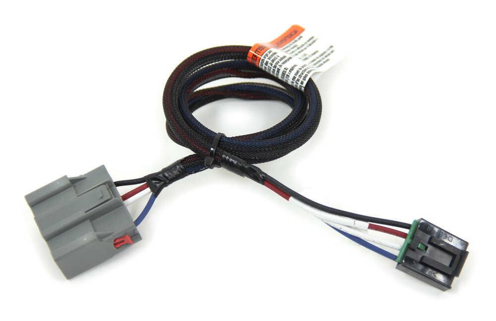 Tekonsha Plug-In Wiring Adapter for Electric Brake Controllers