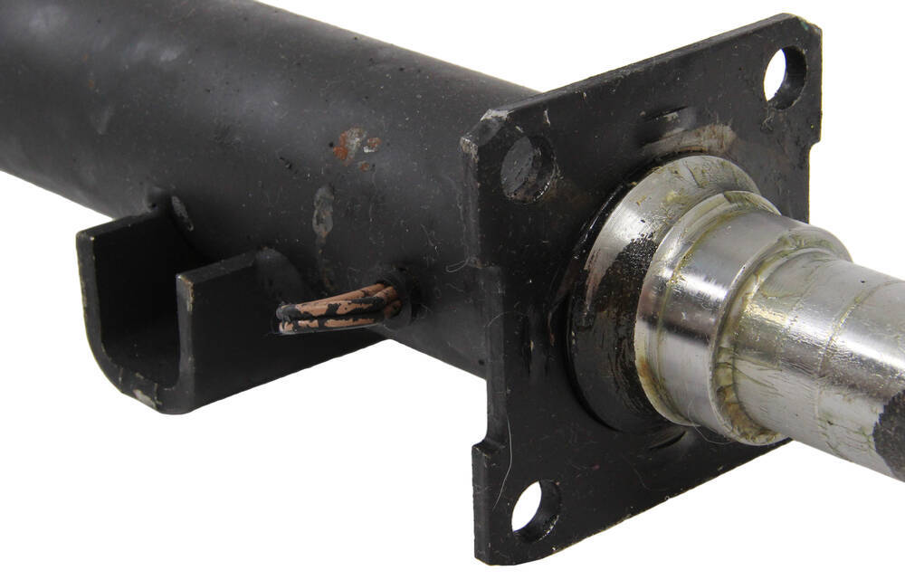 Dexter Trailer Axle w/ Electric Brakes - EZ-Lube - 5 on 4-1/2 Bolt