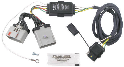 2003 Jeep Liberty Trailer Wiring Wiring Diagram