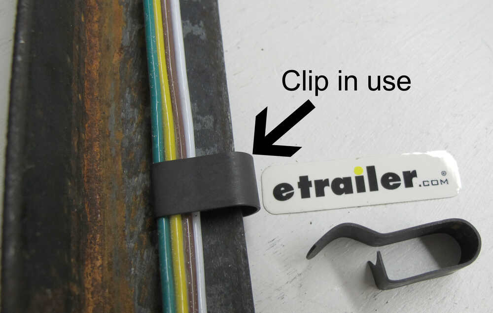 Wire Frame Clip Redline Wiring 464600