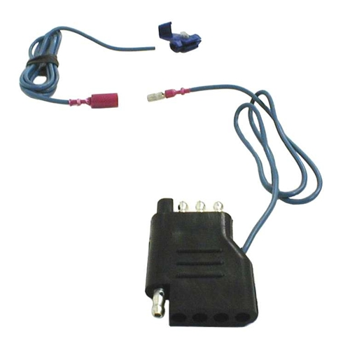 Trailer Wiring Harness Converter Ford f custom fit vehicle wiring