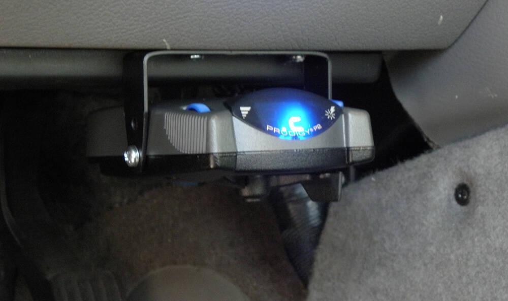 Tekonsha Prodigy P2 Trailer Brake Controller - 1 to 4 Axles
