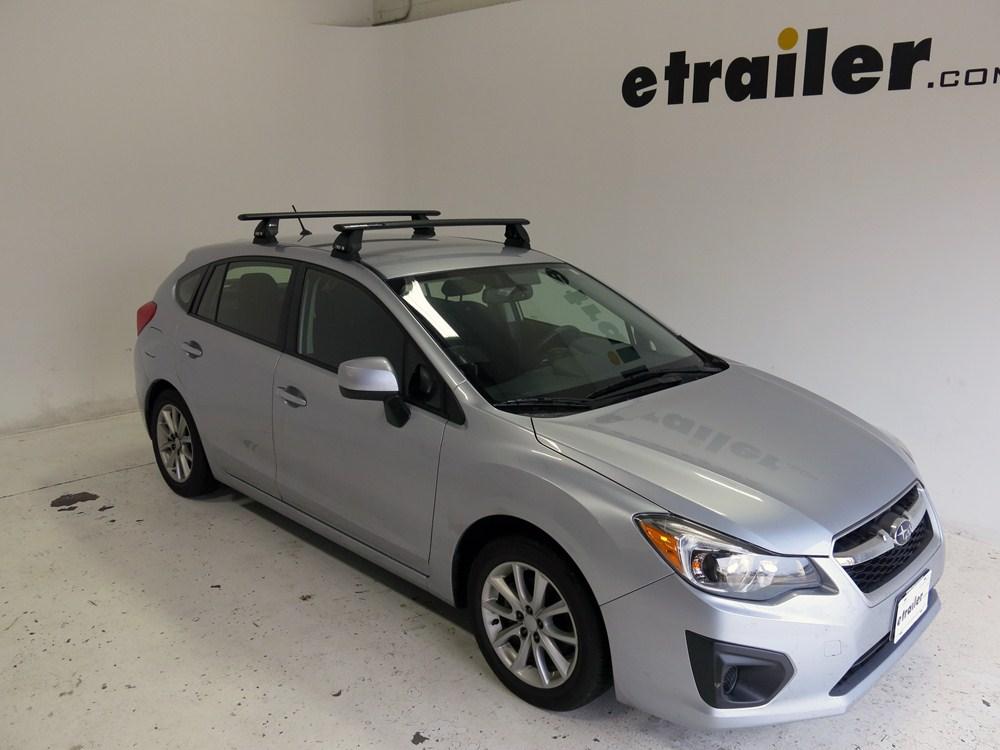 Roof Rack For Subaru Impreza 2014 Etrailercom