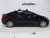 Roof Rack for 2013 Hyundai Elantra   etrailer.com