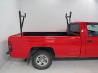 Erickson Truck Bed Ladder Rack - Side Mount - Steel - 250 ...