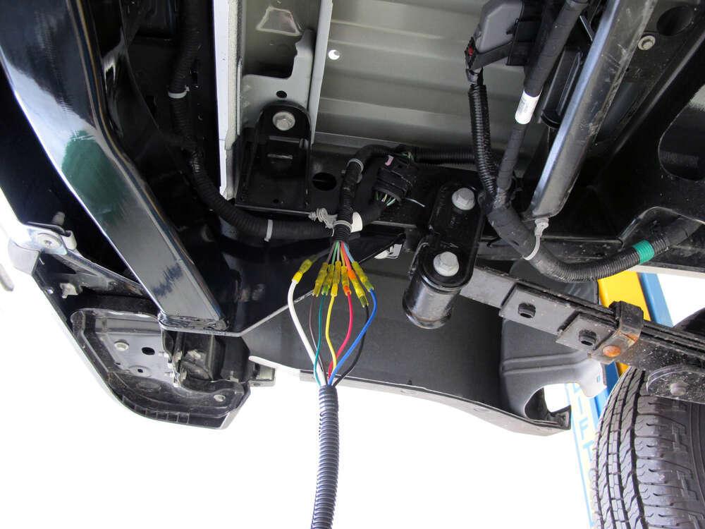 2004 chevy colorado trailer wiring harness