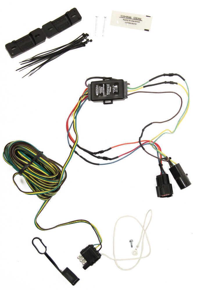 blue ox wiring harness