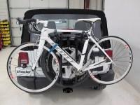 jeep wrangler Hollywood Racks SR2 2-Bike Carrier - Spare ...