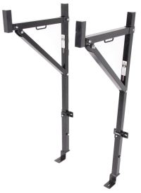 MaxxHaul Side-Mount Truck Bed Ladder Rack - 250 lbs ...
