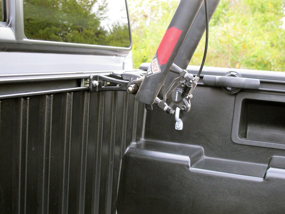 2013 Toyota Tacoma Rockymounts Driveshaft Sd Truck Bed