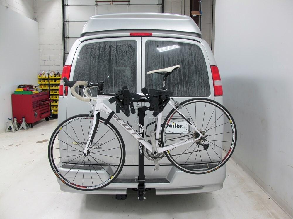 2008 Chevrolet Express Van Swagman Trailhead 4 Bike Rack