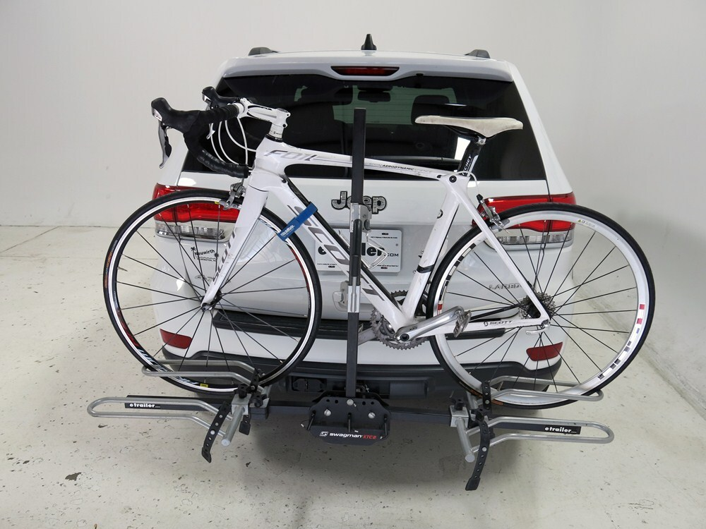 Jeep Grand Cherokee Swagman Xtc 2 2 Bike Platform Rack For