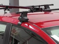 2012 Honda Fit Swagman Fork Down Roof Mounted Bike Carrier ...