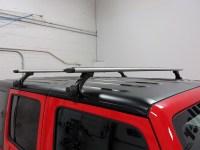 Barricade Wrangler Roof Rack Textured Black J100173 07 ...