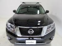 Thule Roof Rack for 2013 Nissan Pathfinder | etrailer.com
