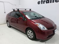 Thule Roof Rack for 2005 Prius by Toyota   etrailer.com