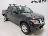 Thule Roof Rack for 2012 Frontier by Nissan | etrailer.com