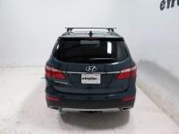 Thule Roof Rack for 2016 Hyundai Santa Fe | etrailer.com
