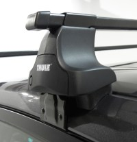 Thule Roof-Rack Fit Kit for Traverse Foot Packs - 1345 ...