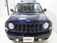 Roof Rack for jeep patriot, 2014 | etrailer.com